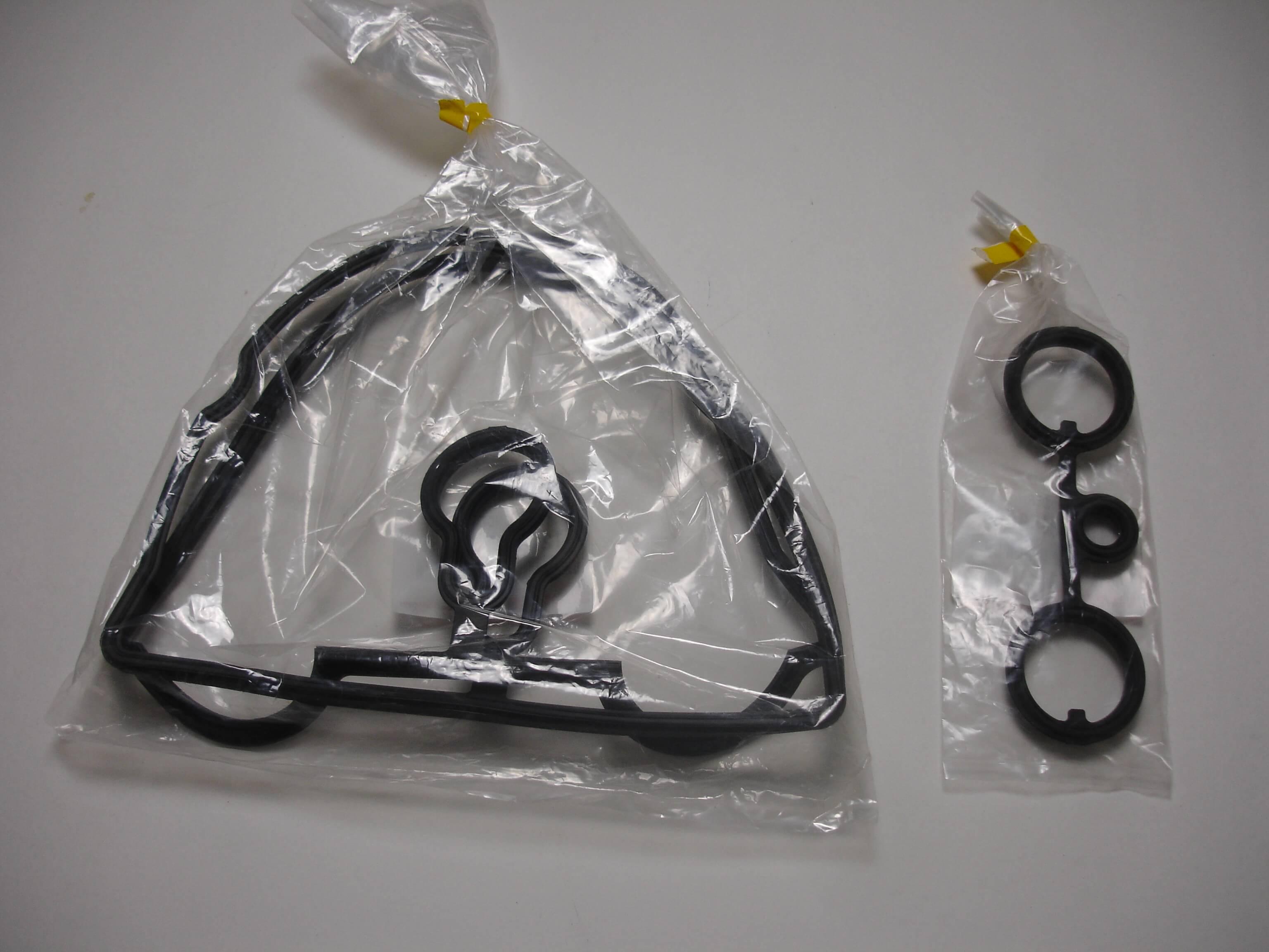 Toyota OEM 3S-GTE Gen 4 And 5 Valve Cover Gasket Set 11214-88580 11213-88580