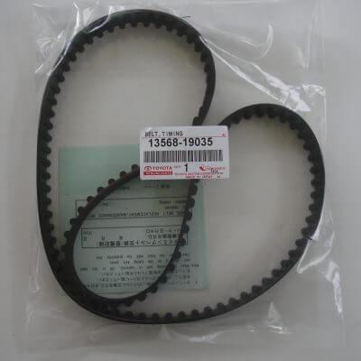 Toyota OEM 4A-GE Timing Belt 13568-19035 Silvertop 92-95 20 Valve