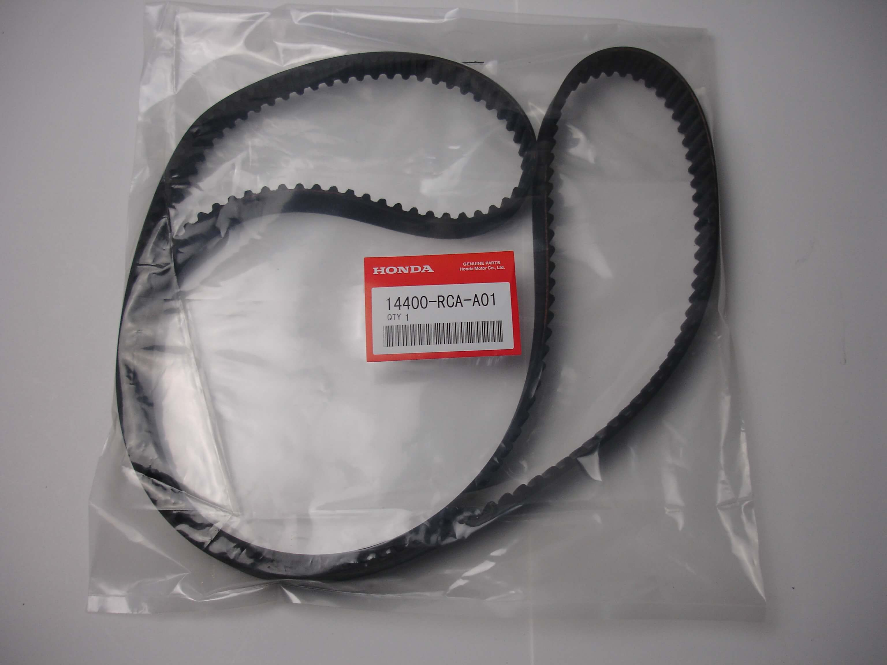 OEM Timing Belt for Honda 3.5L V6 part number 14400-RCA-A01 197YU20. 2003-2014 Accord including Hybrid. 2010-2014 Crosstour with V6. 2005-2014 Odyssey. 2006-2014 Ridgeline. 2005-2014 Pilot.