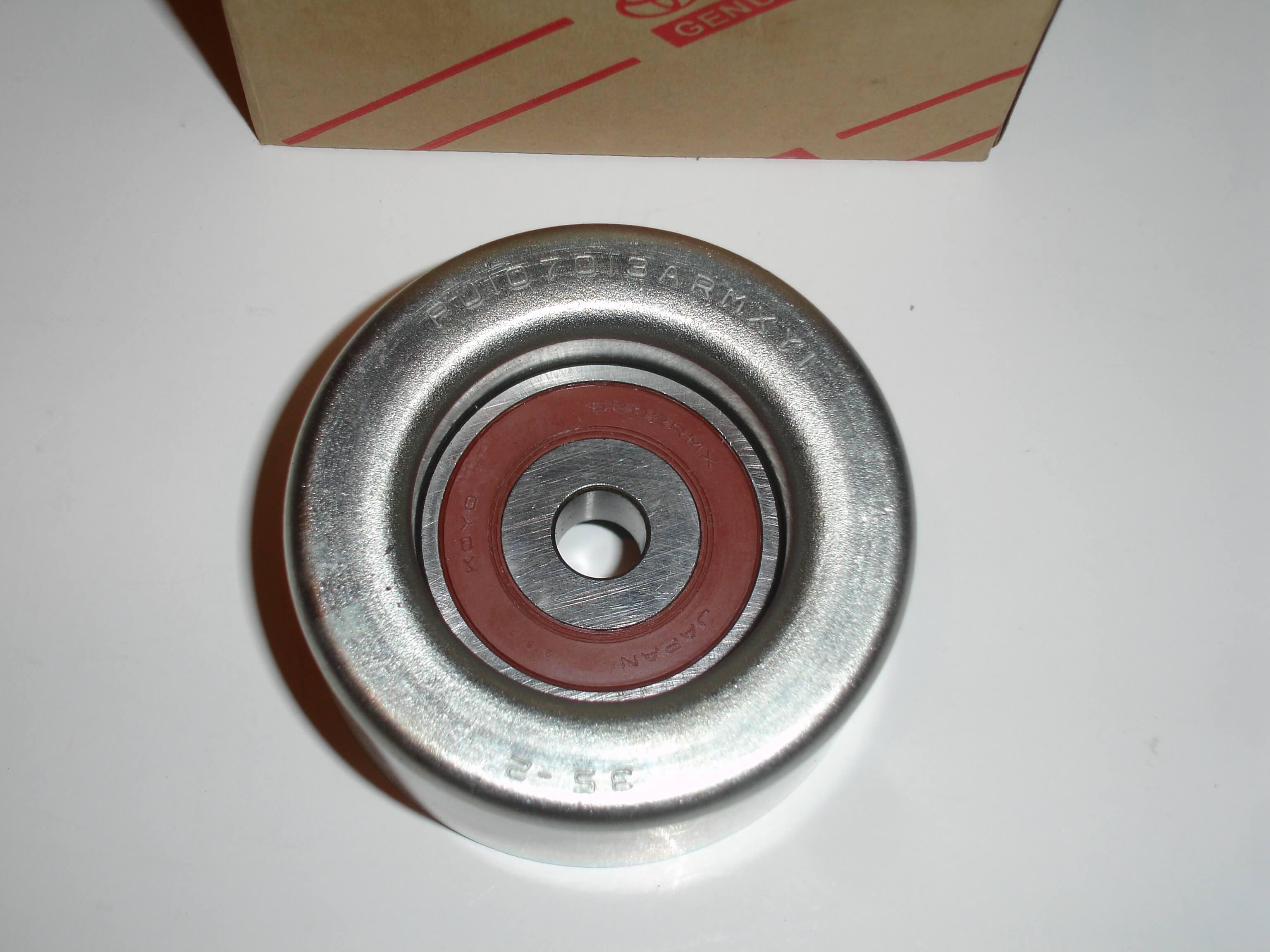 Toyota Lexus OEM 16604-31010 Idler Pulley No. 2 16604-31020 16604-0P011 Tacoma