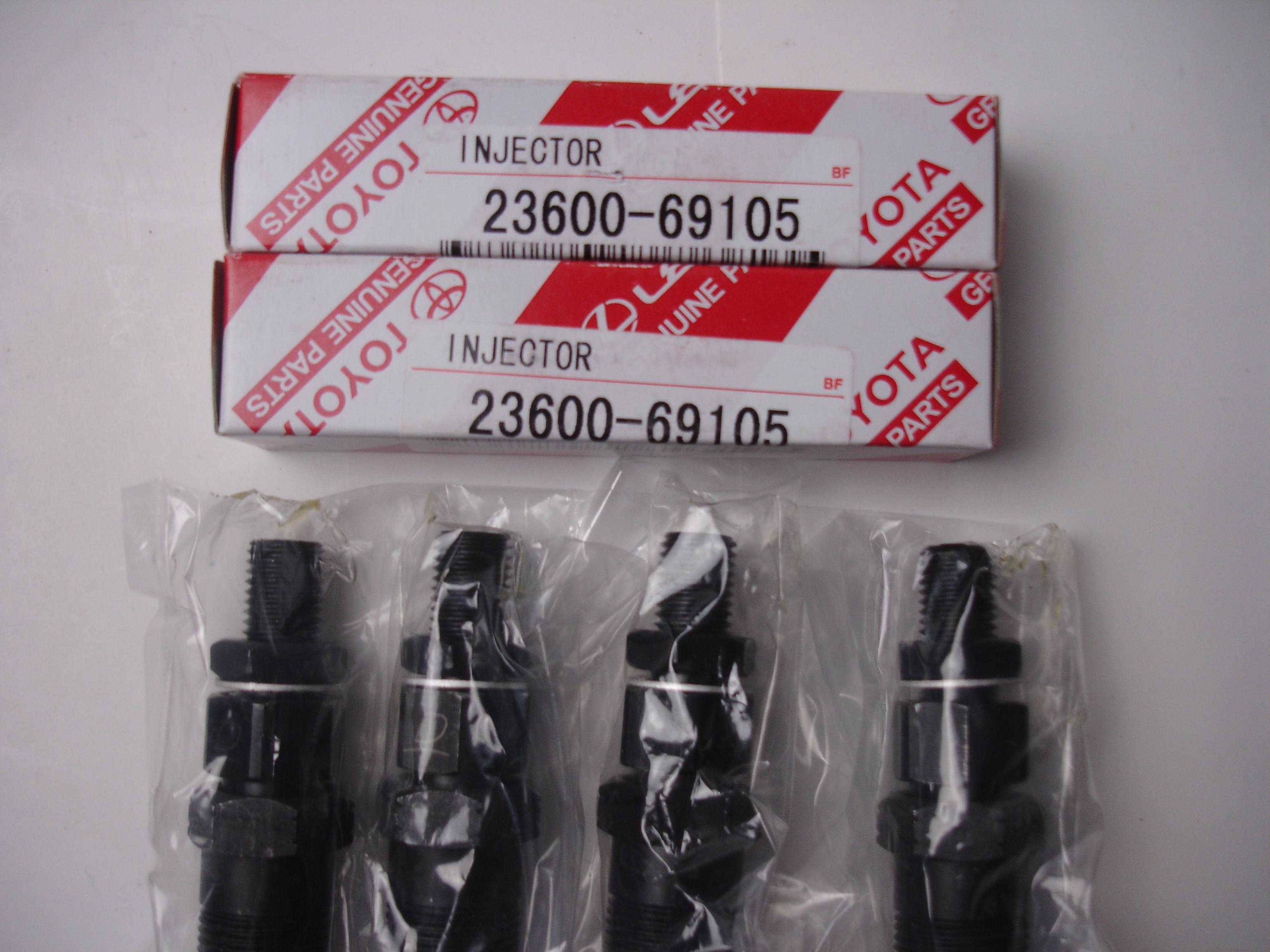 23600-69105 Toyota 1kz-te fuel injector
