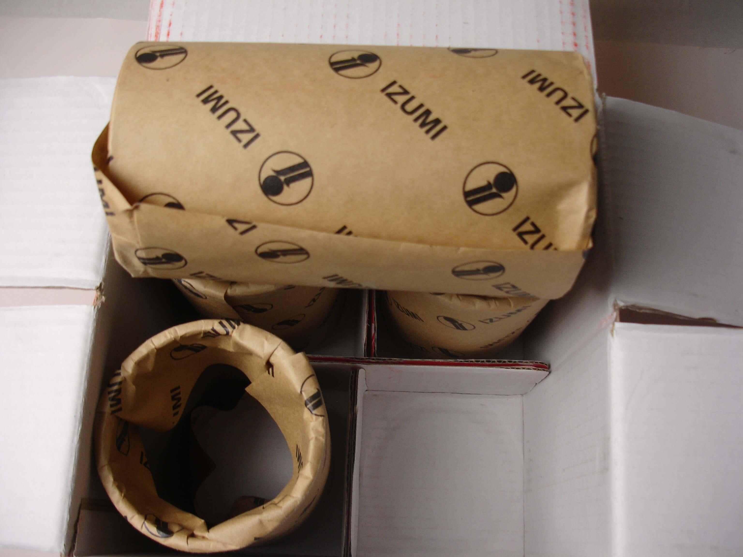 Toyota 1KZ-TE 1KZ Diesel IZUMI Cylinder Liner Set