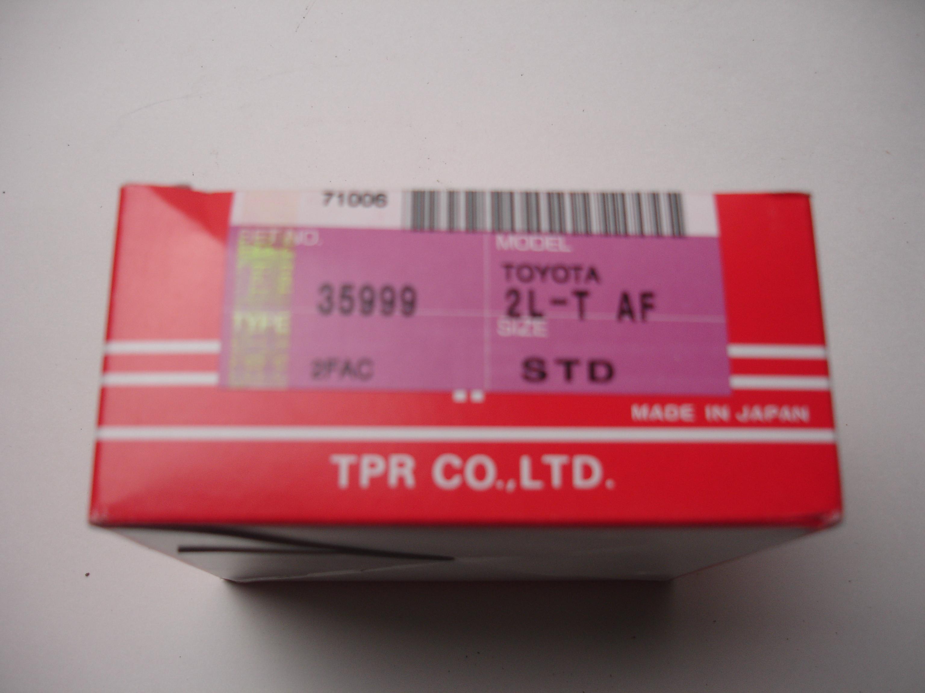 TP Rings 35999 2L-T 2L-TE