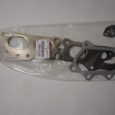 Toyota OEM 3S-GTE Turbocharger Gasket Kit 04175-74052 GEN4 4.5 MR2 SW20 ST246