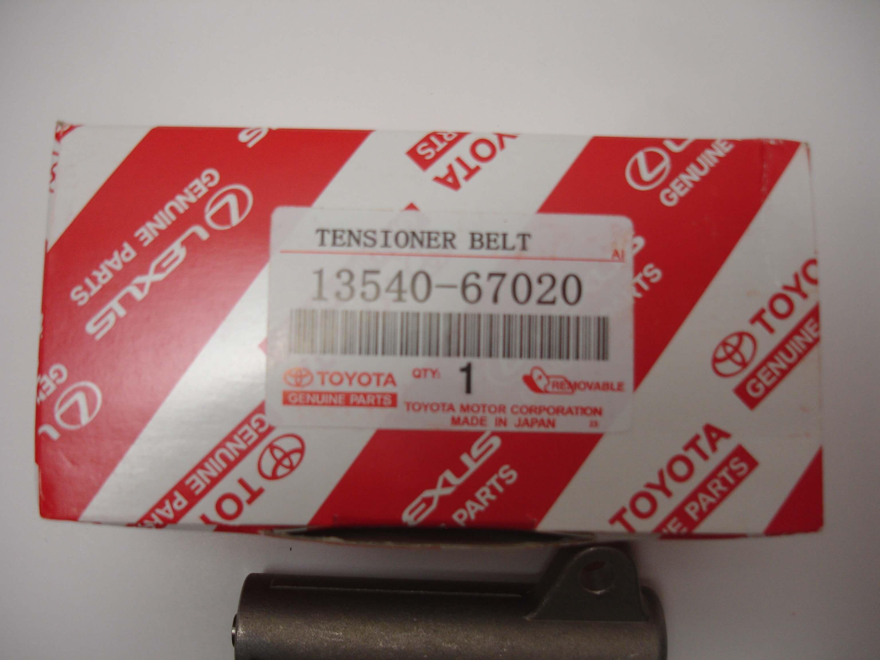Toyota 1KD-FTV 2KD-FTV 1KZ-TE 1HD 1HZ Timing Belt Tensioner 13540-67020