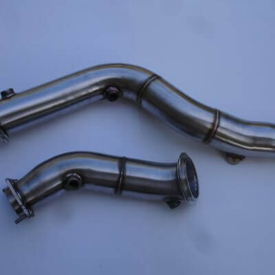 BMW Down Pipe 3ER F80 M3 M4 S55B30T0