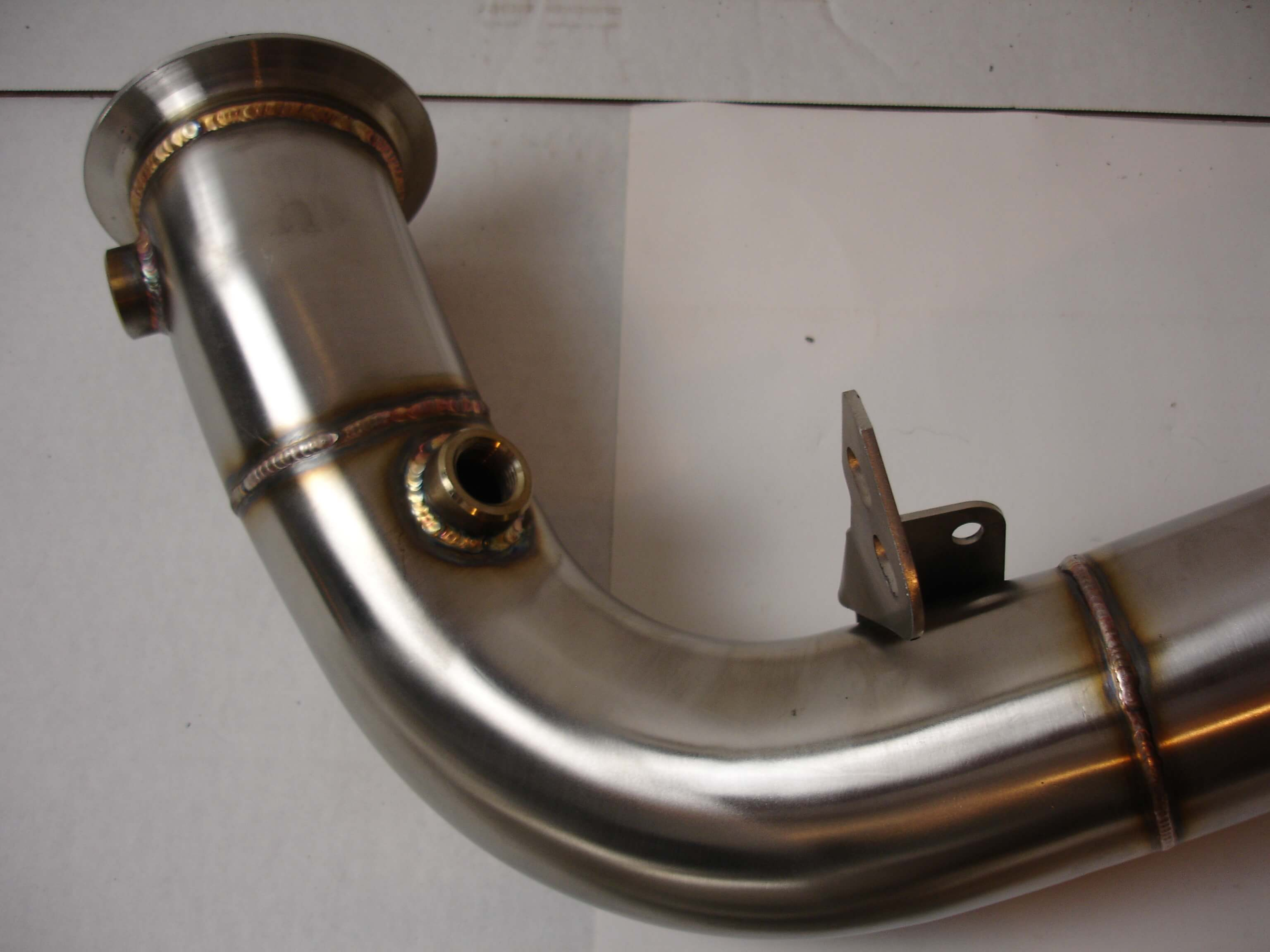 BMW Turbo Down Pipes F10 M5 or M6 S63B44T0 Engine