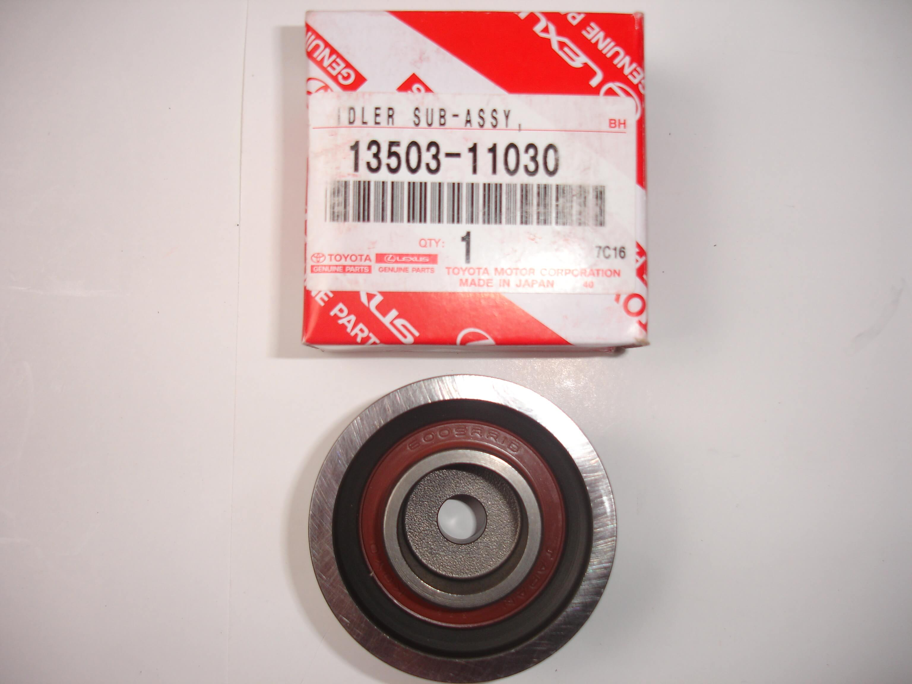 TOYOTA STARLET GT-EP82 Turbo 4E-FTE 4E-FE 5E-FE Timing Belt Idler  13503-11030