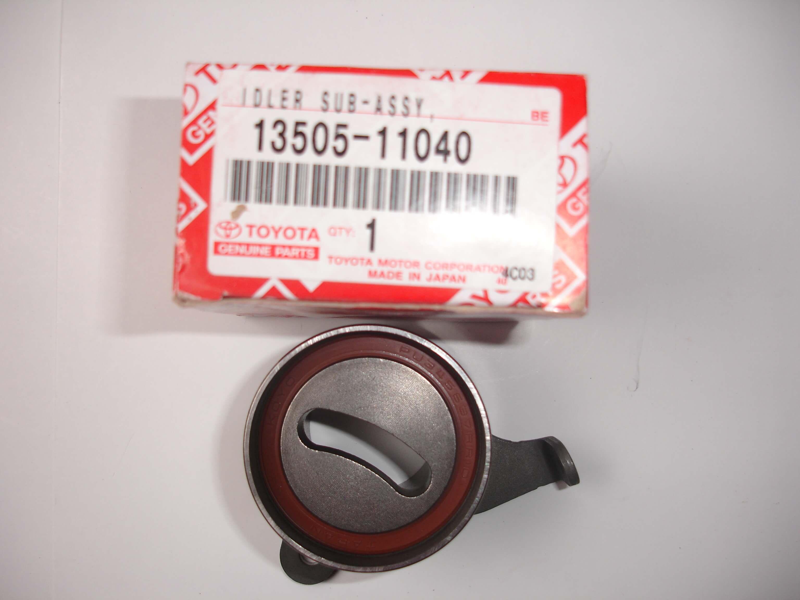 TOYOTA STARLET GT-EP82 Turbo 4EFTE 4EFE Timing Belt Idler Tensioner  13505-11040