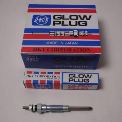 HKT Toyota 1N 1NT 2L 2LT 2LTE 2LTHE 3L Glow Plug 19850-54090 X4