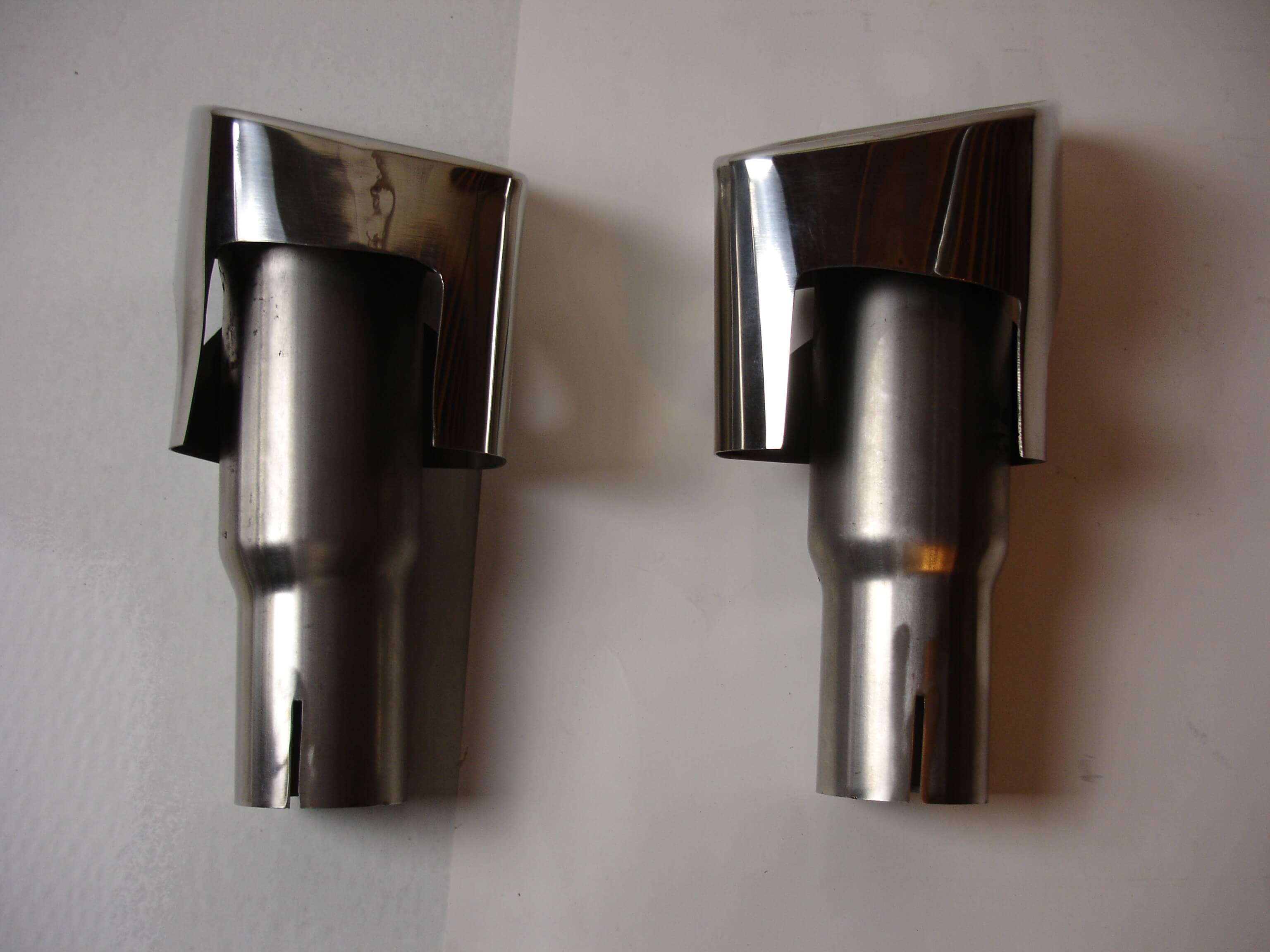 Land Rover Range Rover Sport Autobiography Style Exhaust Tips 10-14