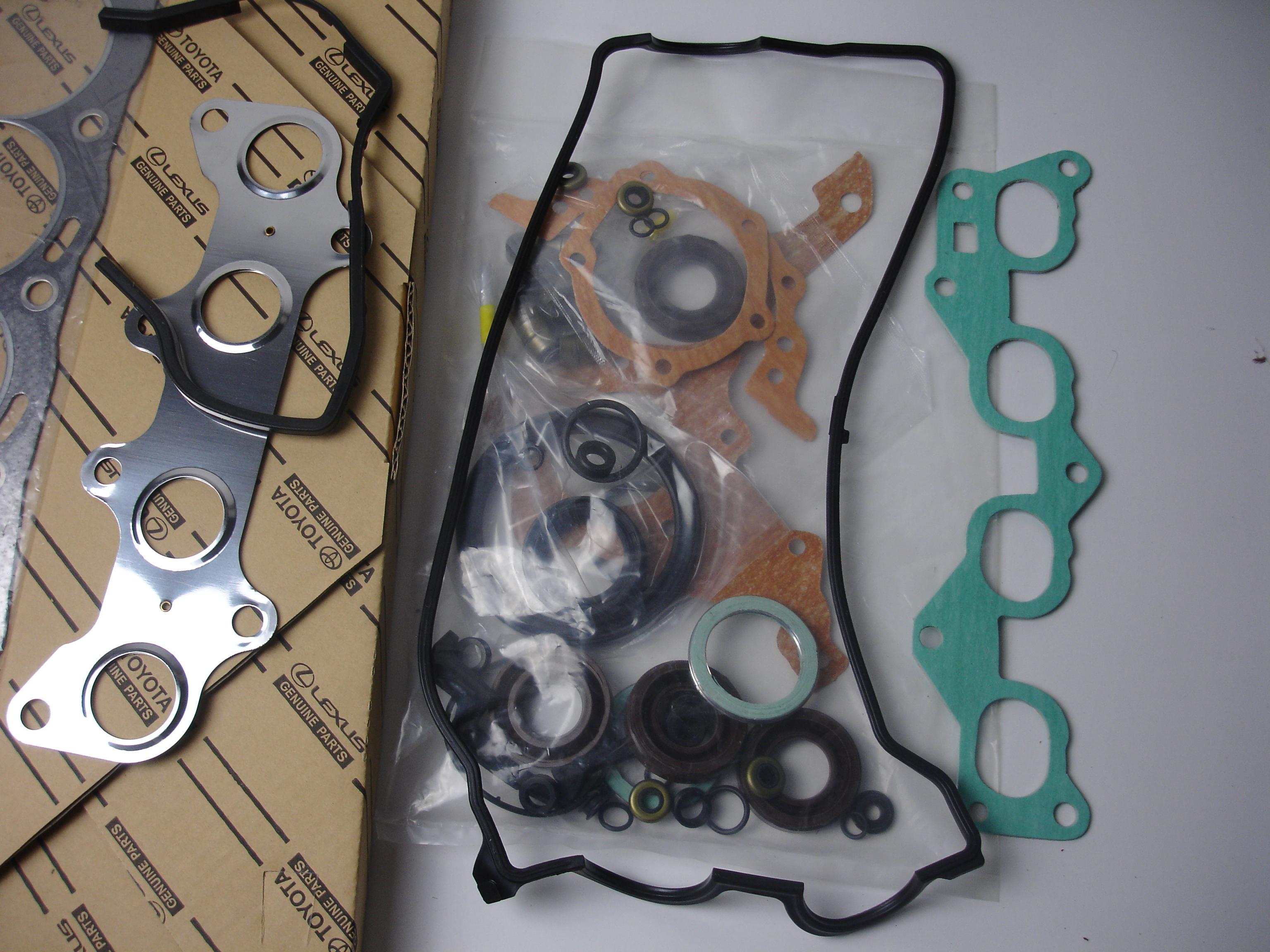 04111-11150 Toyota OEm gsket overhaul kit 5efe