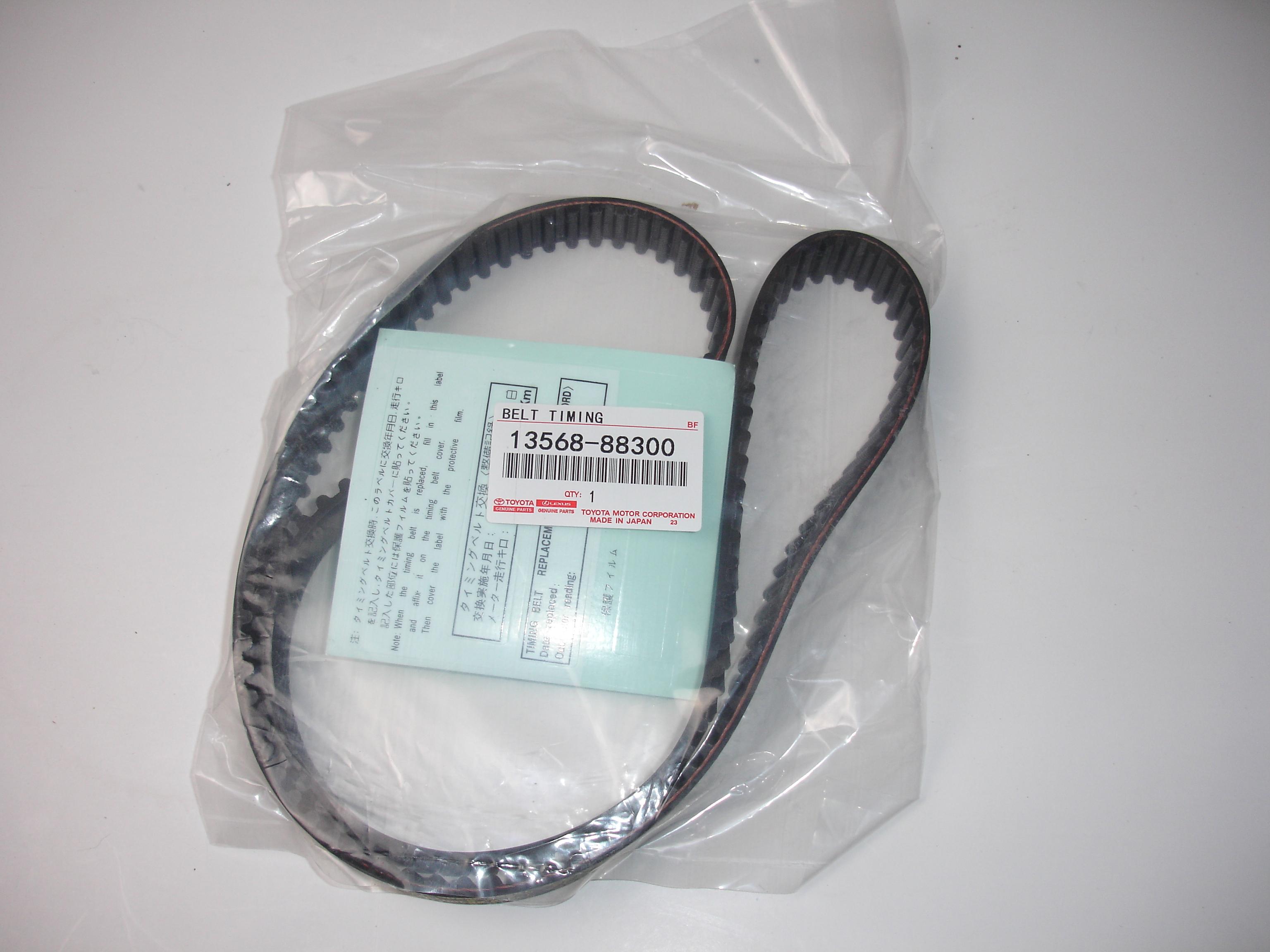 Toyota OEM 1G-GTE 1G-GE Timing Belt 13568-80300 146MY25
